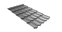 Металлочерепица для крыши Grand Line в Барановичах Металлочерепица Kvinta plus 3D