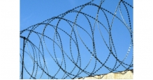 Колючая проволока, колючая лента, СББ Grand Line в Барановичах Спиральные Барьеры Безопасности (СББ)